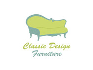 classic design furniture Logo - Entry #35