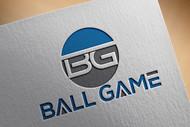 Ball Game Logo - Entry #99