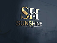 Sunshine Homes Logo - Entry #317