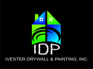 IVESTER DRYWALL & PAINTING, INC. Logo - Entry #169
