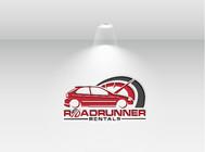 Roadrunner Rentals Logo - Entry #74