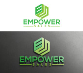 Empower Sales Logo - Entry #6