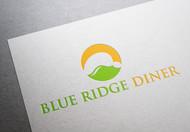 Blue Ridge Diner Logo - Entry #29