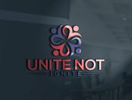 Unite not Ignite Logo - Entry #228