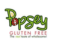 gluten free popsey  Logo - Entry #115
