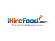 iHireFood.com Logo - Entry #96