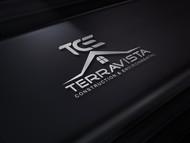 TerraVista Construction & Environmental Logo - Entry #311