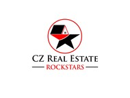 CZ Real Estate Rockstars Logo - Entry #105