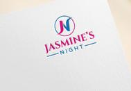 Jasmine's Night Logo - Entry #354