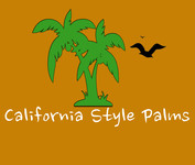 California Style Palms Logo - Entry #18