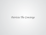 Patrizia The Concierge Logo - Entry #79