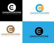 Choate Customs Logo - Entry #485