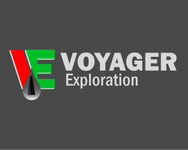 Voyager Exploration Logo - Entry #1
