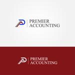 Premier Accounting Logo - Entry #440