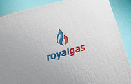 Royal Gas Logo - Entry #158