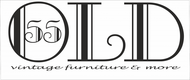 """""""OLD 55"""" - mid-century vintage furniture and wares store Logo - Entry #208"""