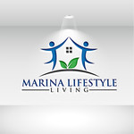 Marina lifestyle living Logo - Entry #24
