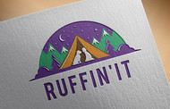 Ruffin'It Logo - Entry #59