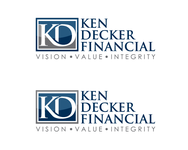 Ken Decker Financial Logo - Entry #174