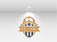 Ball Game Logo - Entry #58
