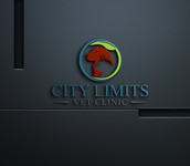 City Limits Vet Clinic Logo - Entry #94