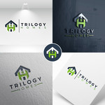 TRILOGY HOMES Logo - Entry #312