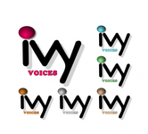Logo for Ivy Voices - Entry #119