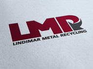 Lindimar Metal Recycling Logo - Entry #325