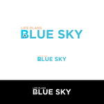 Blue Sky Life Plans Logo - Entry #249