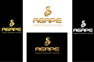 Agape Logo - Entry #246