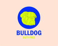 Bulldog Duty Free Logo - Entry #73