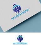 Masters Marine Logo - Entry #316
