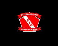 ScubaMaster Instructor Academy Logo - Entry #51