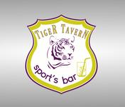 Tiger Tavern Logo - Entry #49