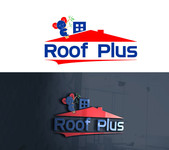Roof Plus Logo - Entry #286