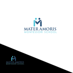 Mater Amoris Montessori School Logo - Entry #262