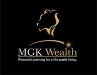 MGK Wealth Logo - Entry #427