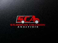 Sturdivan Collision Analyisis.  SCA Logo - Entry #57