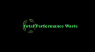 Total Performance Waste Logo - Entry #6