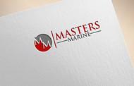 Masters Marine Logo - Entry #282