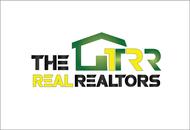 The Real Realtors Logo - Entry #1