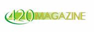 420 Magazine Logo Contest - Entry #82