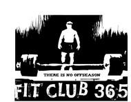 Fit Club 365 Logo - Entry #58
