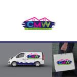 CMW Building Maintenance Logo - Entry #197