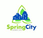 Spring City Content, LLC. Logo - Entry #85