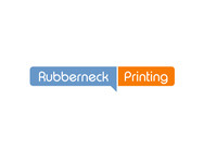 Rubberneck Printing Logo - Entry #91