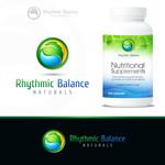 Rhythmic Balance Naturals Logo - Entry #111