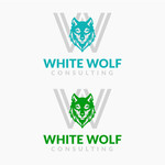 White Wolf Consulting (optional LLC) Logo - Entry #74
