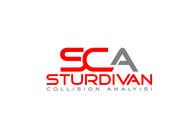 Sturdivan Collision Analyisis.  SCA Logo - Entry #97