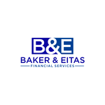 Baker & Eitas Financial Services Logo - Entry #186